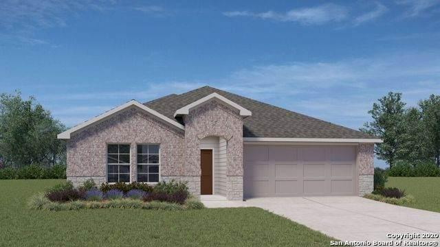 2033 Flintshire Dr, New Braunfels, TX 78130 (MLS #1488859) :: Maverick