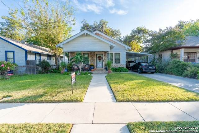 422 Barrett Pl, San Antonio, TX 78225 (MLS #1488949) :: Berkshire Hathaway HomeServices Don Johnson, REALTORS®