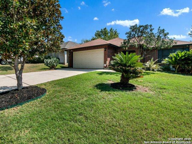 7122 Mustang Creek, San Antonio, TX 78240 (MLS #1489156) :: Santos and Sandberg