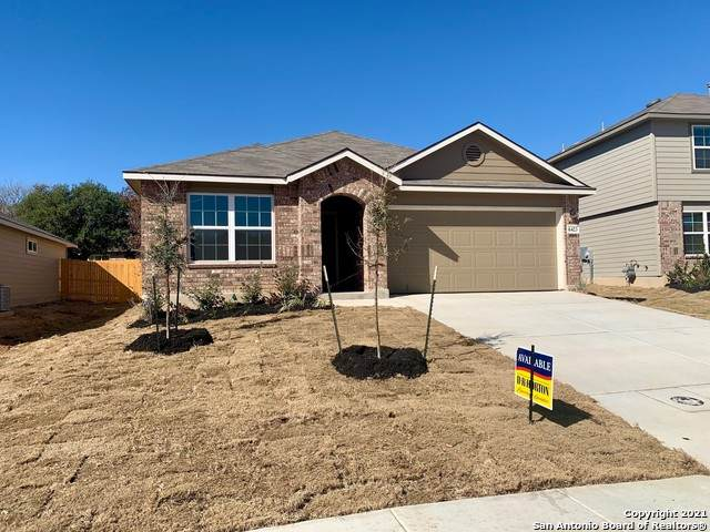 6423 Kendall Cove, San Antonio, TX 78244 (MLS #1489427) :: The Rise Property Group