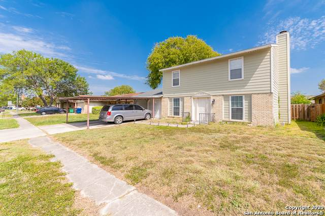 6031 Sinclair, San Antonio, TX 78222 (MLS #1489627) :: Santos and Sandberg