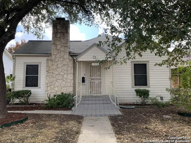 1726 W Mistletoe Ave, San Antonio, TX 78201 (MLS #1489964) :: Neal & Neal Team