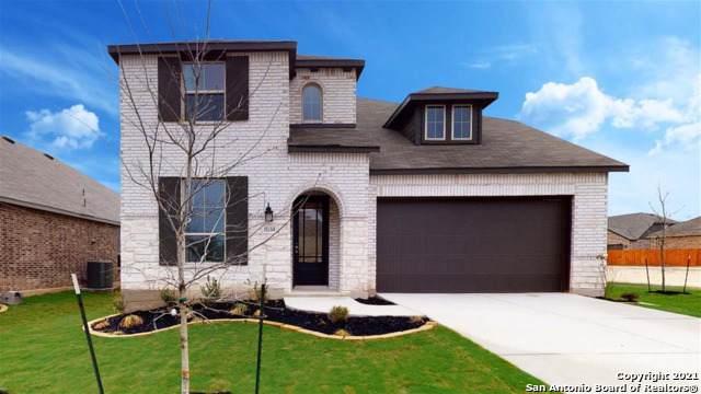 11114 Mill Park, San Antonio, TX 78254 (MLS #1490173) :: Tom White Group