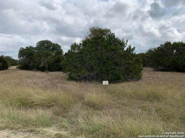 LOT 124 Palomino Spgs, Bandera, TX 78003 (MLS #1490250) :: 2Halls Property Team | Berkshire Hathaway HomeServices PenFed Realty