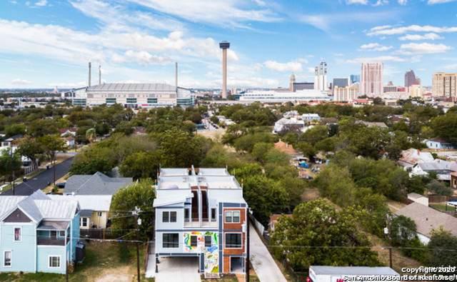 225 S Pine St #101, San Antonio, TX 78203 (MLS #1490303) :: Vivid Realty