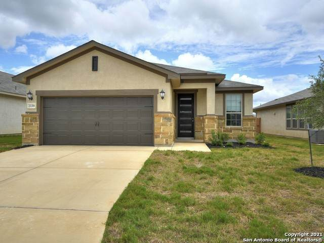 2339 Pesaro Point, San Antonio, TX 78259 (MLS #1490411) :: EXP Realty