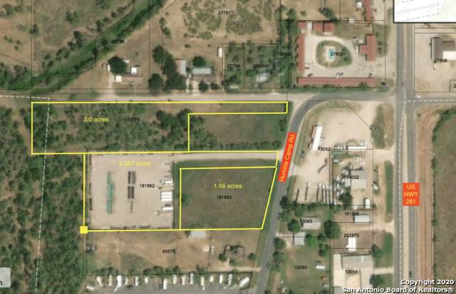 6.59 AC Humble Camp Rd, Pleasanton, TX 78064 (MLS #1490556) :: Neal & Neal Team