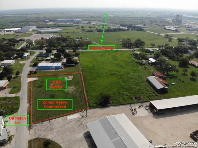 TBD Oil Patch Ln, Gonzales, TX 78629 (MLS #1490972) :: Vivid Realty