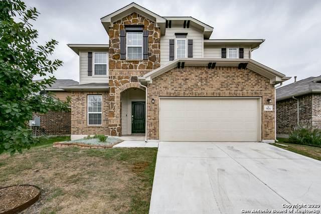 7931 Headwaters Trail, San Antonio, TX 78254 (MLS #1491153) :: The Lugo Group