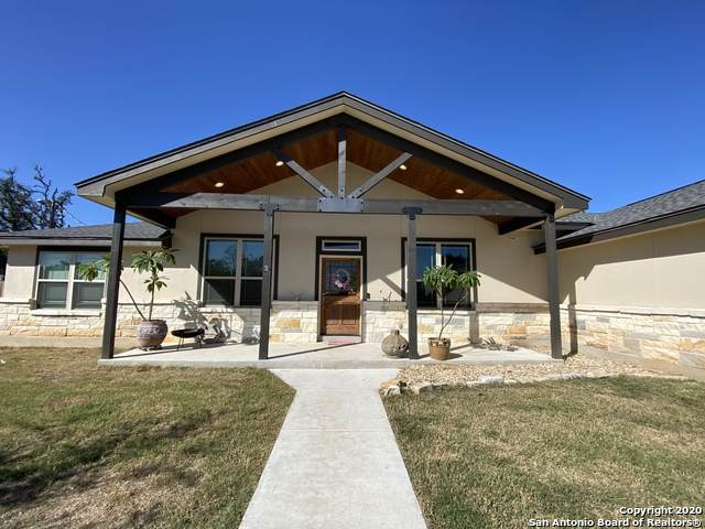 124 Shin Oak Dr, Bandera, TX 78003 (MLS #1491574) :: Alexis Weigand Real Estate Group