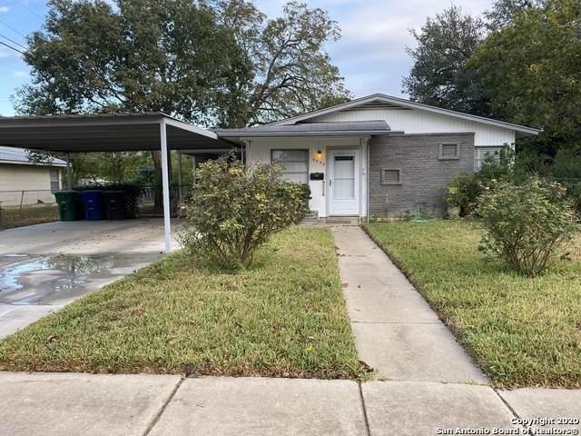5003 Benham Dr, San Antonio, TX 78220 (MLS #1491747) :: Carolina Garcia Real Estate Group