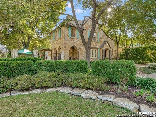 402 Thelma Dr, Olmos Park, TX 78212 (MLS #1491904) :: Carolina Garcia Real Estate Group
