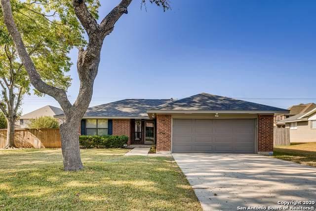 105 Robert Stevens Dr, Schertz, TX 78154 (#1492216) :: The Perry Henderson Group at Berkshire Hathaway Texas Realty