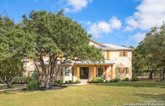 109 Fall Springs, Boerne, TX 78006 (MLS #1492337) :: Santos and Sandberg