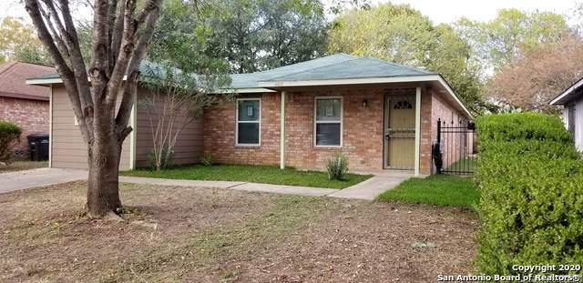 4427 Moongold Dr, San Antonio, TX 78222 (MLS #1492422) :: Alexis Weigand Real Estate Group