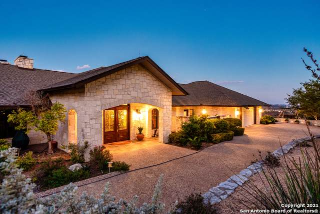 280 Rim Rock Rd, Kerrville, TX 78028 (MLS #1492798) :: Carter Fine Homes - Keller Williams Heritage