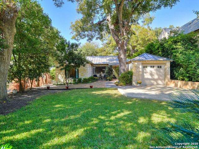 111 Encino Ave, Alamo Heights, TX 78209 (MLS #1492907) :: Concierge Realty of SA