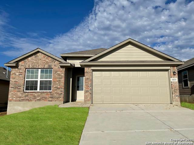 14211 Geyserite Ave, San Antonio, TX 78254 (MLS #1492998) :: Alexis Weigand Real Estate Group