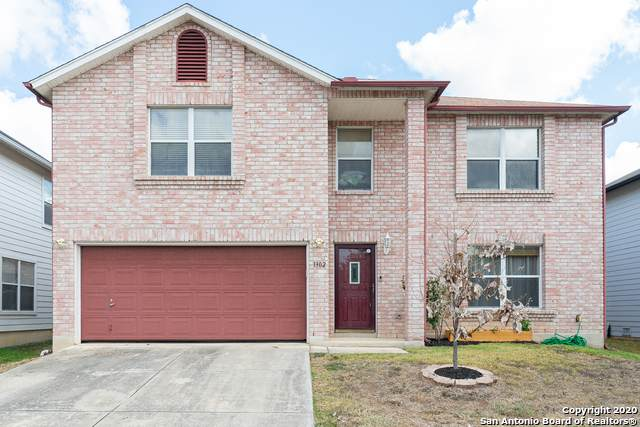 1302 O'hara Dr, San Antonio, TX 78251 (MLS #1493338) :: REsource Realty