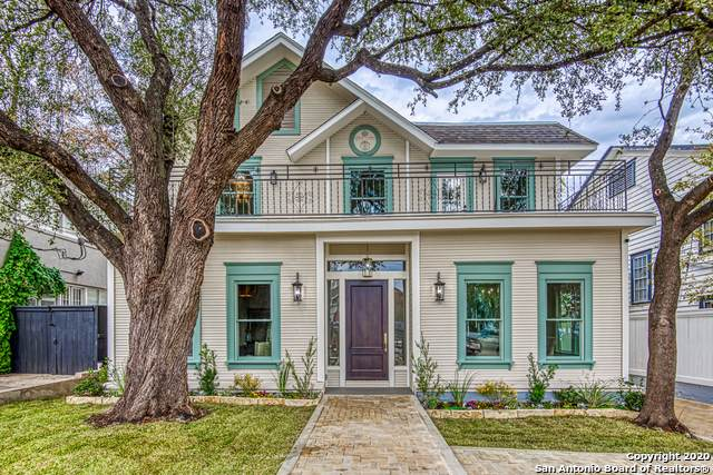 121 E Woodlawn Ave, San Antonio, TX 78212 (MLS #1493415) :: Carter Fine Homes - Keller Williams Heritage