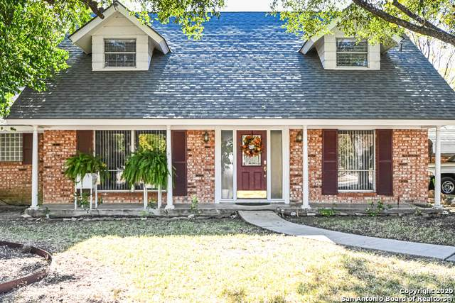 2910 Gainesborough Dr, San Antonio, TX 78230 (MLS #1493421) :: Tom White Group