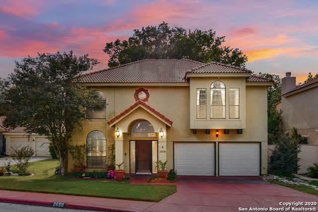 2658 Chestnut Bend, San Antonio, TX 78232 (MLS #1493843) :: Maverick