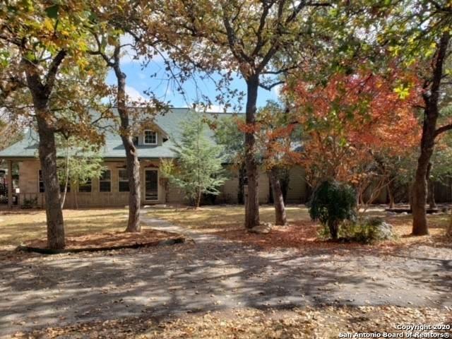 951 Hidden Oaks Dr, Bulverde, TX 78163 (MLS #1494346) :: 2Halls Property Team | Berkshire Hathaway HomeServices PenFed Realty