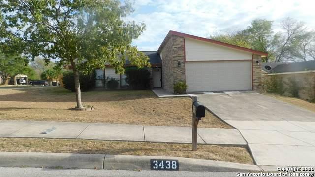 3438 Country View, Cibolo, TX 78108 (MLS #1495244) :: Maverick