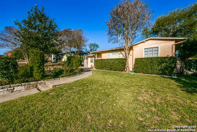 607 Sumner Dr, San Antonio, TX 78209 (MLS #1495514) :: Santos and Sandberg