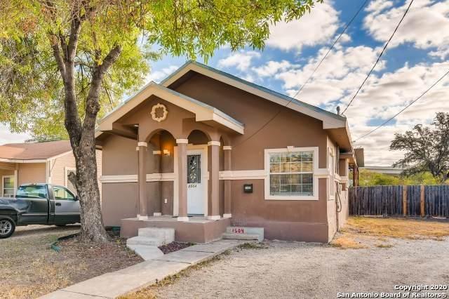 1504 N Trinity St, San Antonio, TX 78207 (MLS #1496027) :: BHGRE HomeCity San Antonio