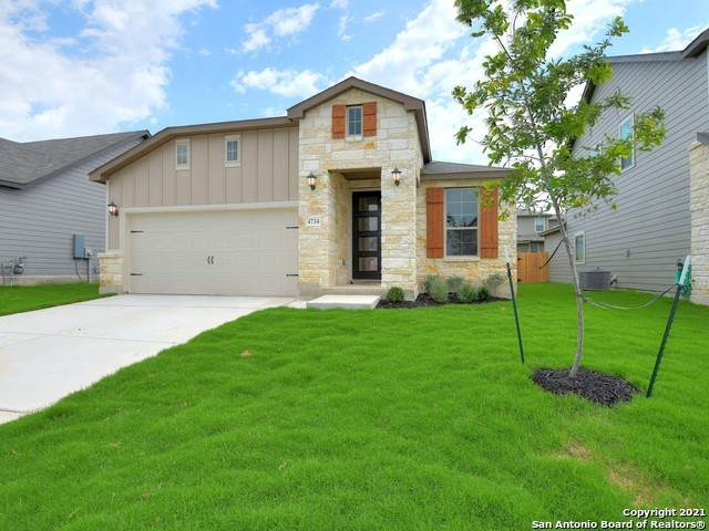 4734 Night Herder, St Hedwig, TX 78152 (MLS #1496641) :: The Glover Homes & Land Group