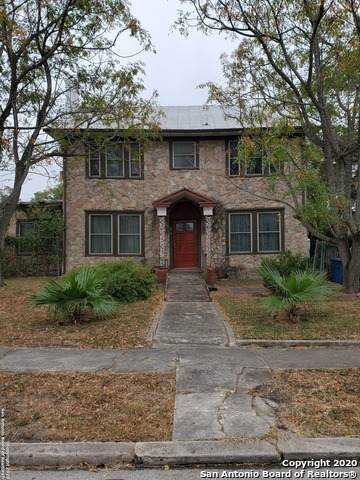 454 Hammond, San Antonio, TX 78210 (MLS #1496666) :: Santos and Sandberg