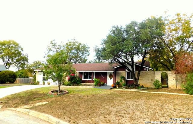 4139 Briarglen, San Antonio, TX 78218 (MLS #1496725) :: The Lugo Group