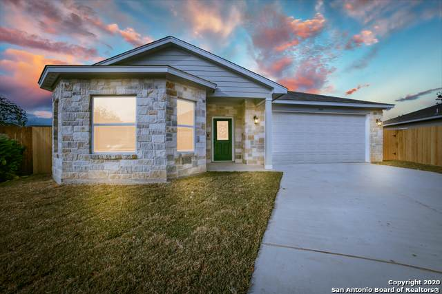 1307 Ricks Circle, San Antonio, TX 78251 (MLS #1496771) :: REsource Realty