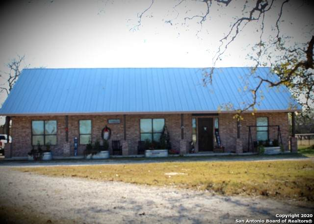 3619 County Road 434, Stockdale, TX 78160 (MLS #1496813) :: Concierge Realty of SA