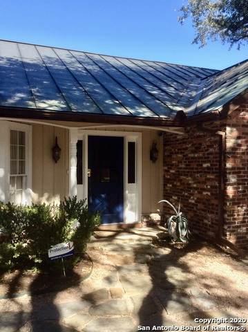 1011 Mount Rainier Dr, San Antonio, TX 78213 (MLS #1496952) :: Alexis Weigand Real Estate Group
