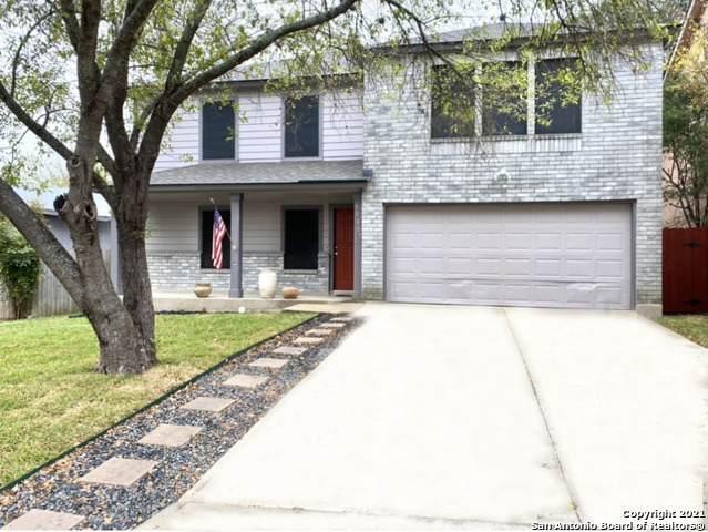11407 Cedar Park, San Antonio, TX 78249 (MLS #1497037) :: The Gradiz Group