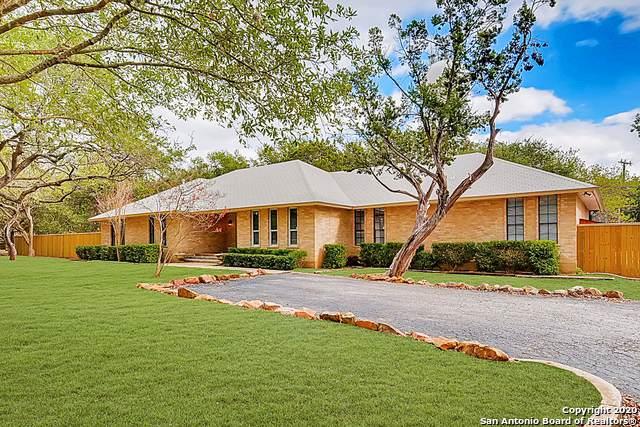 108 Shavano Dr, Shavano Park, TX 78231 (MLS #1497119) :: Real Estate by Design