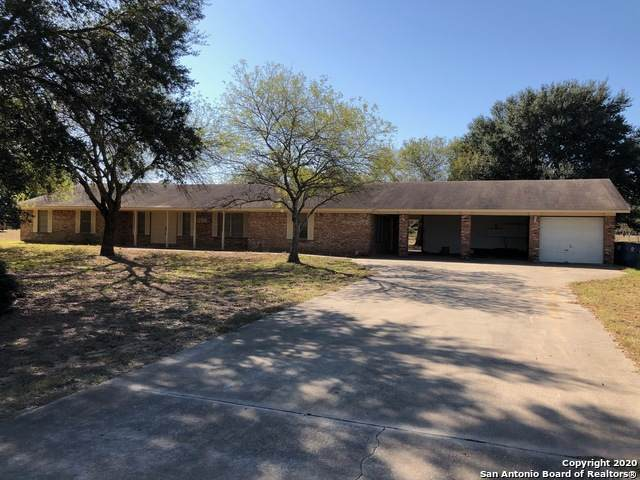 2100 Yosemite, Pleasanton, TX 78064 (MLS #1497626) :: Vivid Realty