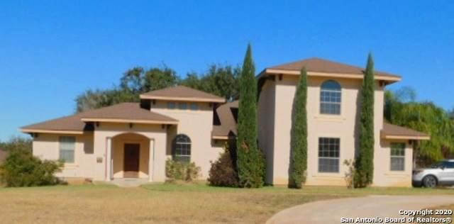 1626 Clover Rdg, Pleasanton, TX 78064 (MLS #1498553) :: Santos and Sandberg