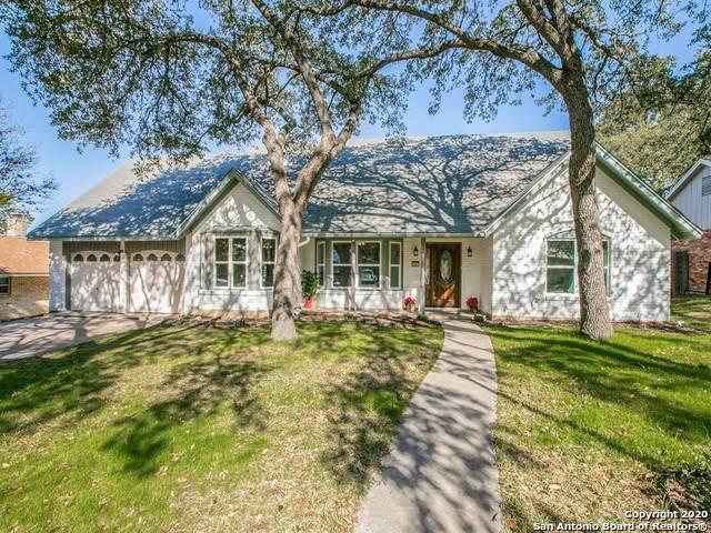 915 Serenade Dr, San Antonio, TX 78213 (MLS #1499084) :: The Rise Property Group