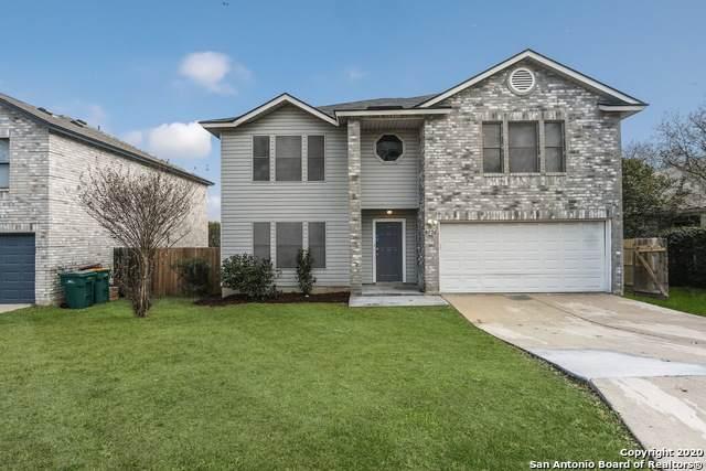 8226 Chestnut Manor Dr, Converse, TX 78109 (MLS #1500587) :: BHGRE HomeCity San Antonio