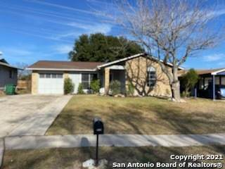 4927 Tennyson Dr, San Antonio, TX 78217 (MLS #1500990) :: Santos and Sandberg