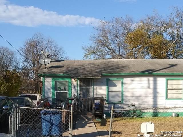 267 Ferris Ave, San Antonio, TX 78220 (MLS #1501126) :: The Rise Property Group