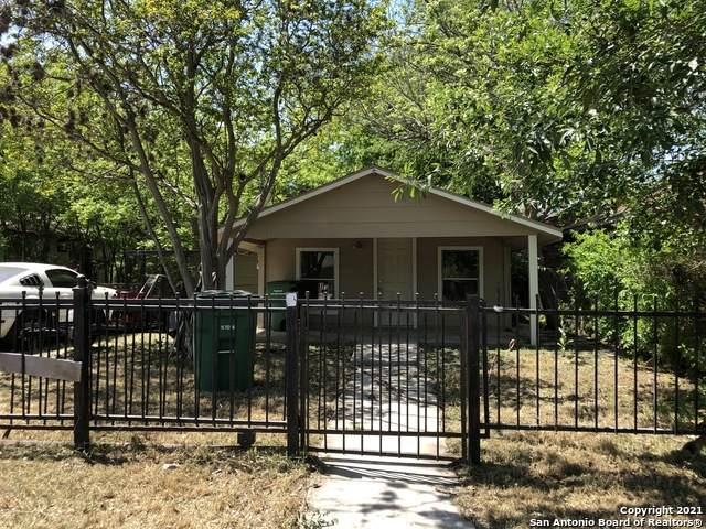 1647 Amanda St, San Antonio, TX 78210 (MLS #1501477) :: Vivid Realty