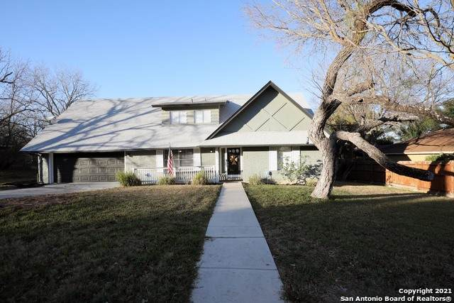 3403 Kashmuir Pl, San Antonio, TX 78223 (MLS #1501849) :: Williams Realty & Ranches, LLC