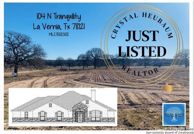 104 N Tranquility, La Vernia, TX 78121 (MLS #1502302) :: Concierge Realty of SA
