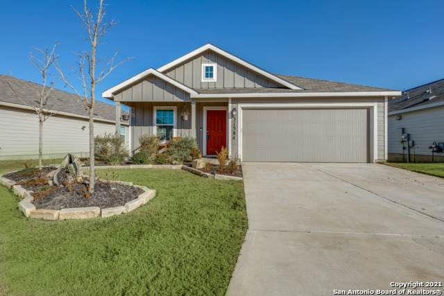31584 Bard Ln, Bulverde, TX 78163 (MLS #1502782) :: Alexis Weigand Real Estate Group