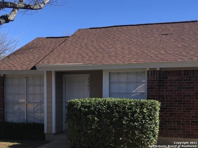9140 Timber Path #2301, San Antonio, TX 78250 (MLS #1502817) :: Real Estate by Design