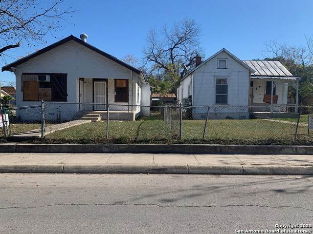 212 N Gevers St, San Antonio, TX 78202 (MLS #1503734) :: Real Estate by Design